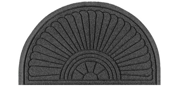 Buy Waterhog Eco Grand Elite Half Oval Mats at www.waterhogmats.net